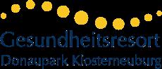 Gesundheitsresort Donaupark Klosterneuburg - Logo